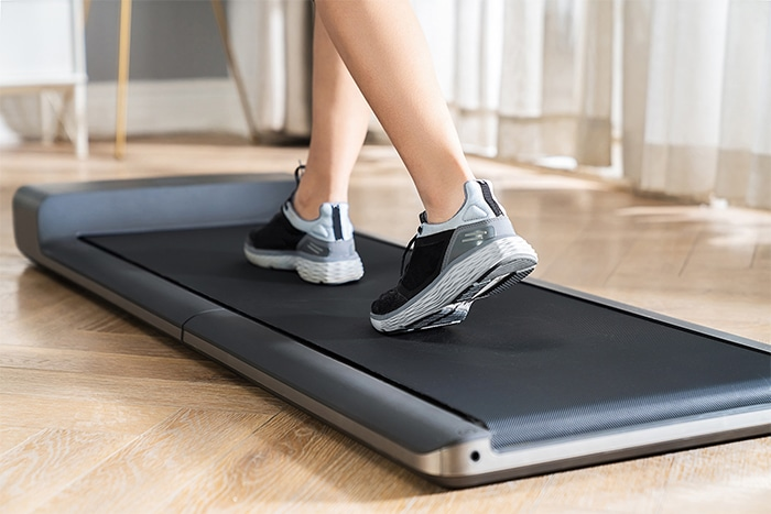 Flow Fitness Runner DTM100i WalkingPad loopband