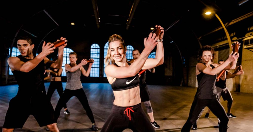 Xcore workout thuis